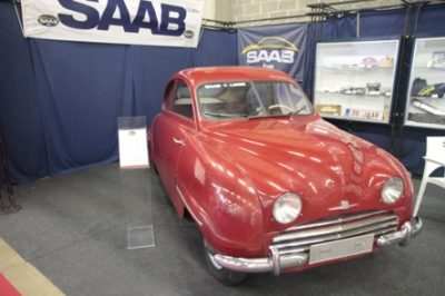 Saab Club Belgium