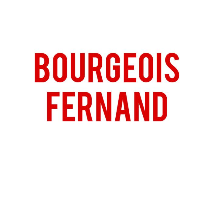 Bourgeois Fernand