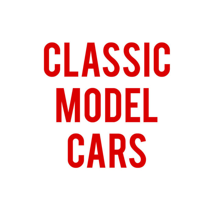 Classic Model Cars (Fred Bladt)