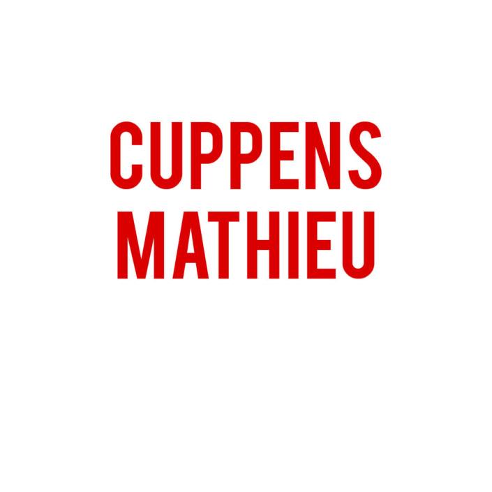 Cuppens Mathieu