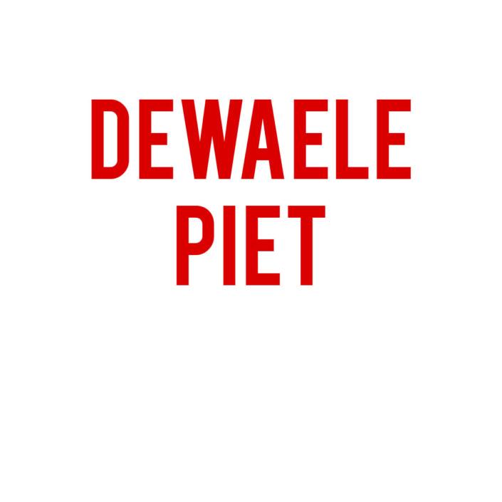 Dewaele Piet