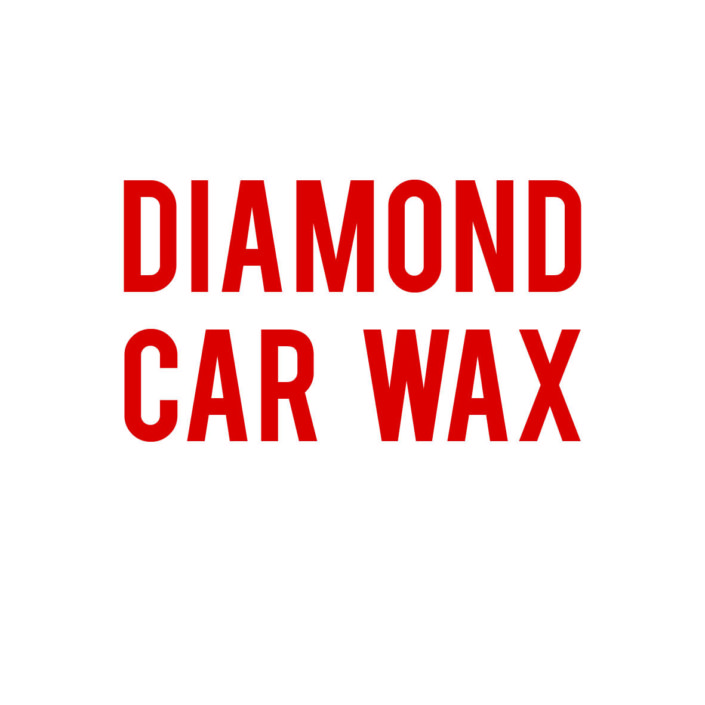 Diamond Car Wax