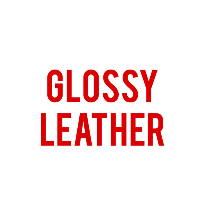 Glossy Leather