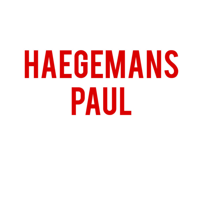 Haegemans Paul