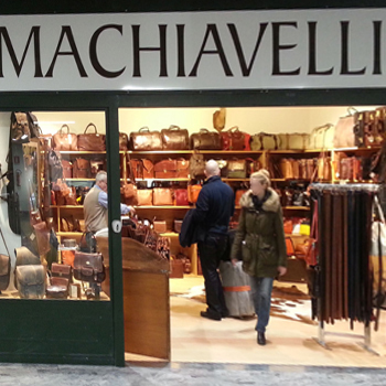 Machiavelli Leather Goods
