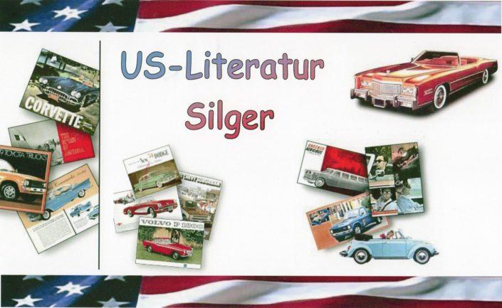 Silger US-Literatur
