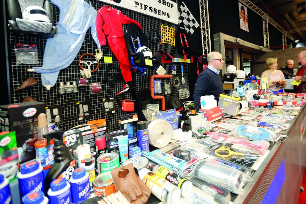Piessens Racing Shop