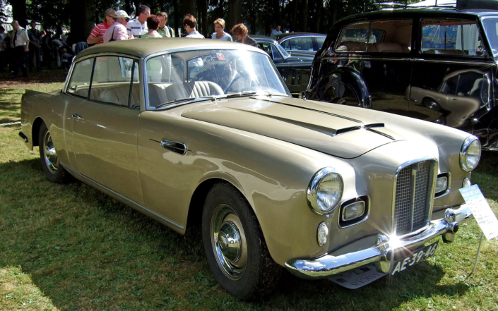 TD21 - 1959 by Graber