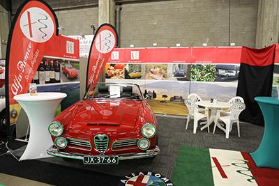 Alfa Romeo Spider Register