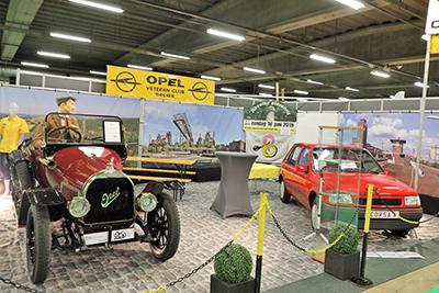 Opel Veteran Club België
