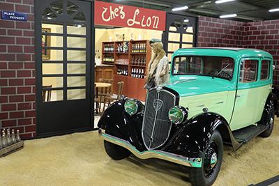 Belgische Club voor Oude Peugeots