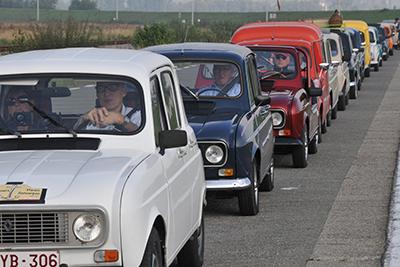 Renault 4L Club