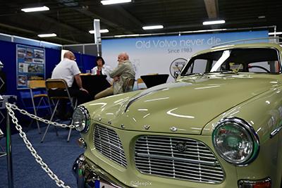 Volvo Classic Club Belgium