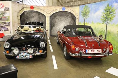 MG Car Club Antwerp
