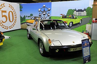 Porsche Classic Club Belgium