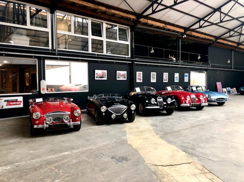 Dussolier Classic Cars