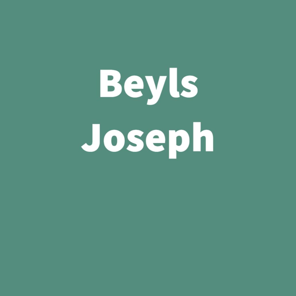Beyls Joseph