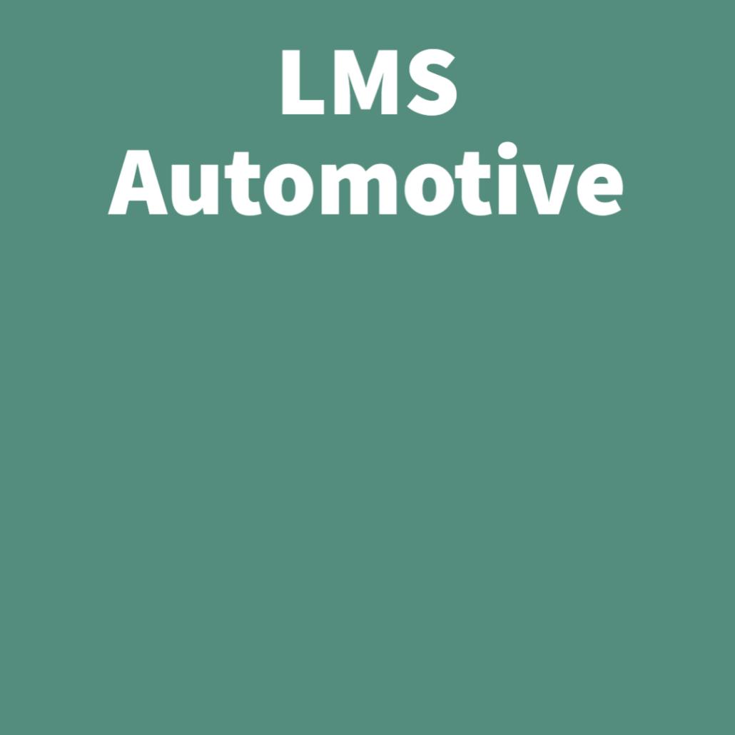 LMS Automotive