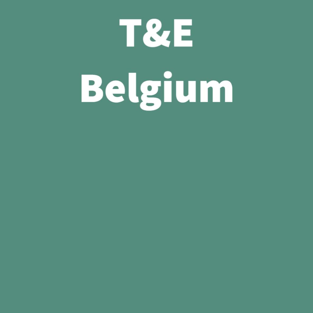 T&E Belgium
