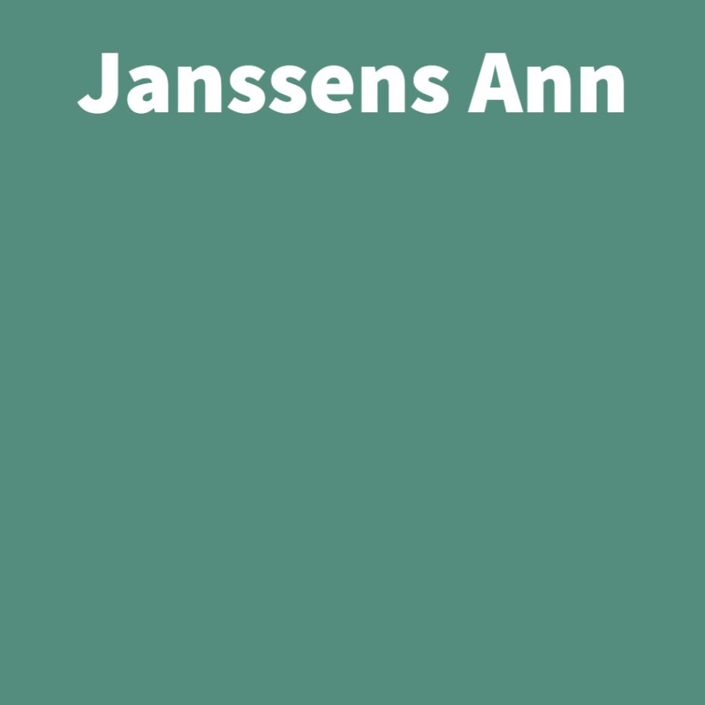 Janssens Ann