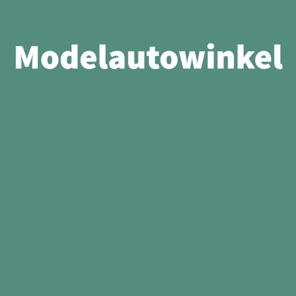 Modelautowinkel