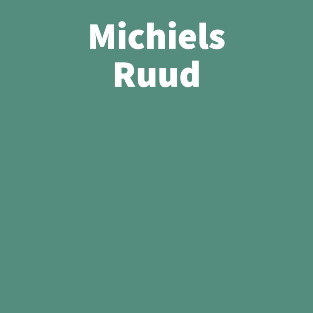 Michiels Ruud