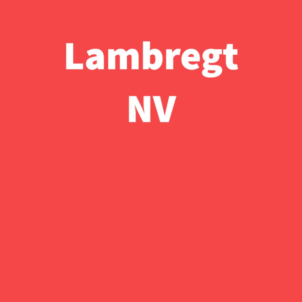 Lambregt NV
