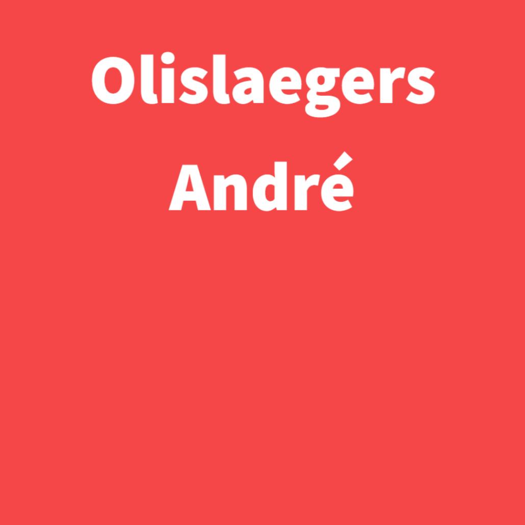 Olislaegers André