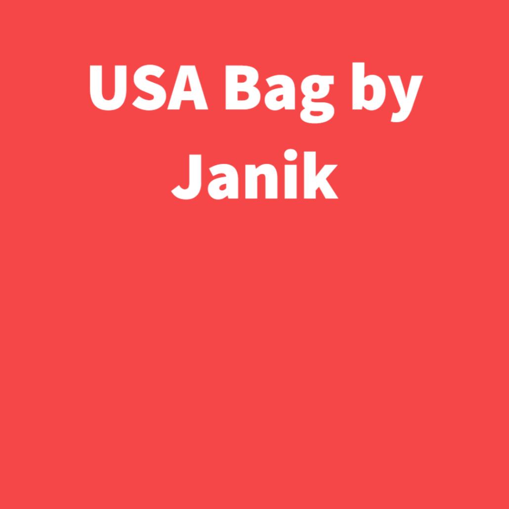 USA Bag by Janik