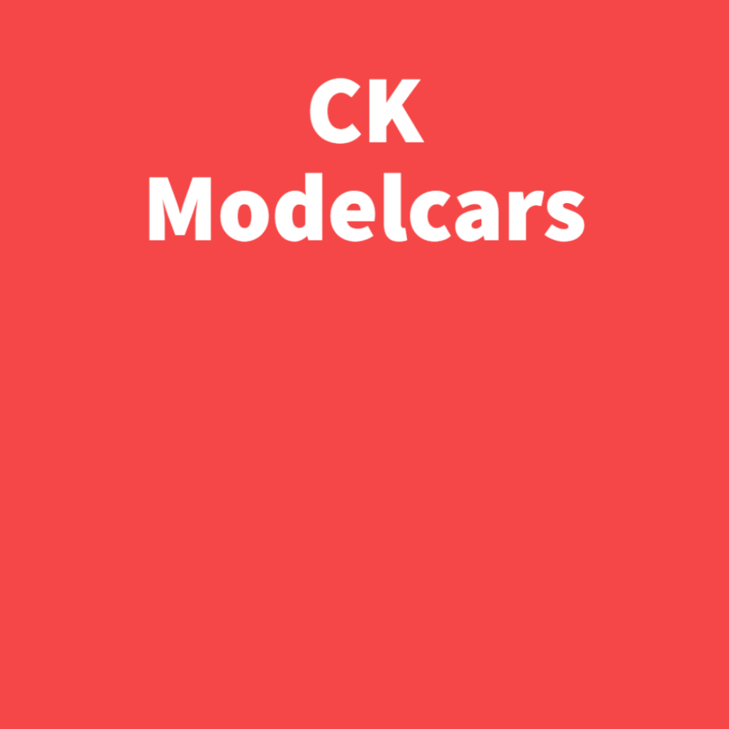 CK Modelcars